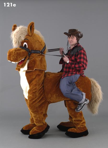 Как сделать костюм лошади для ребенка